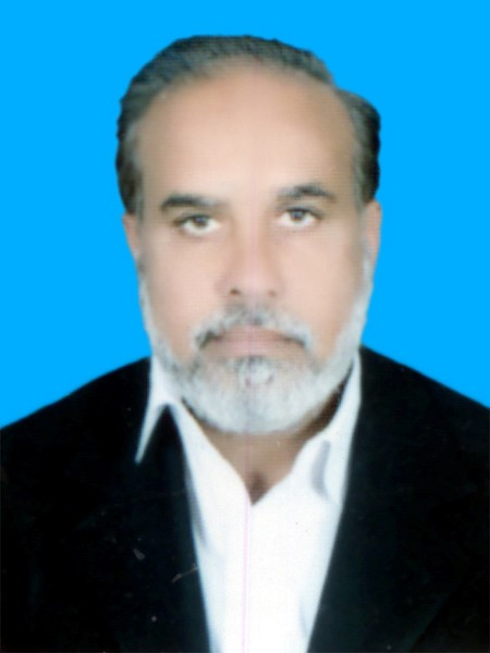 Ext member - Ch. Abdul-Rasheed Gujar  0300-6898014