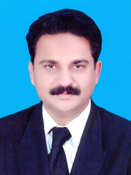 Ext member -  Qazi Tehmid Ahmad - 0333-6114452