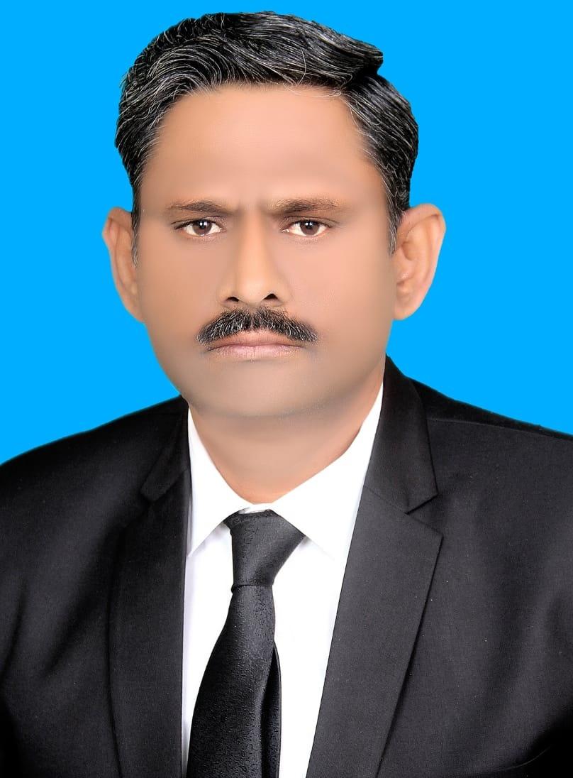 3-Muneeb Ahmad Khan Daha General Secretary